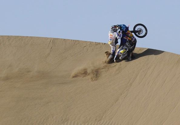 Дакар-2011: КамАЗ Кабирова продолжает лидировать в ...: http://www.epochtimes.ru/content/view/43609/13/