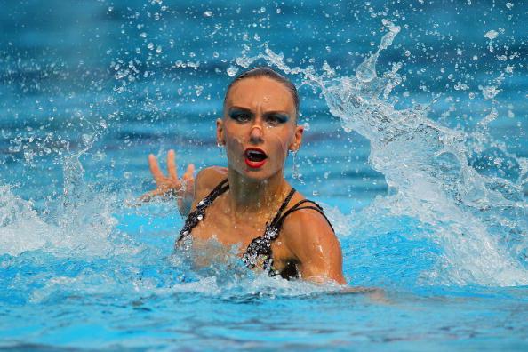 Наталья Ищенко. Фоторепортаж. Фото: Clive ROSE/Getty Images
