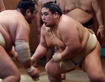 Сумо. Нравственная борьба. Фото: Junko Kimura/Getty Images