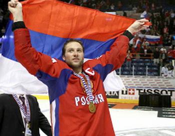 Алексей Морозов станет знаменосцем сборной России на церемонии открытия Олимпийских игр. Фото с сайта livesport.ru