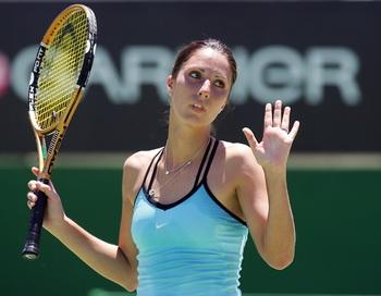 Экс-теннисистка и телеведущая Анастасия Мыскина в третий раз стала мамой.Фото:Getty.