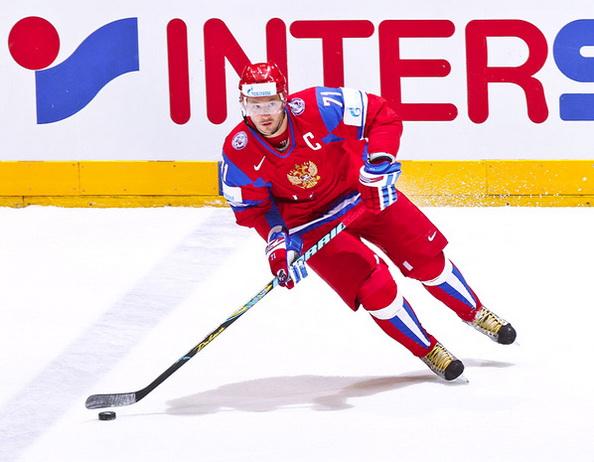 Илья Ковальчук. Фото с сайта livesport.ru