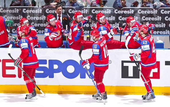 Сборная России. Фото с сайта livesport.ru