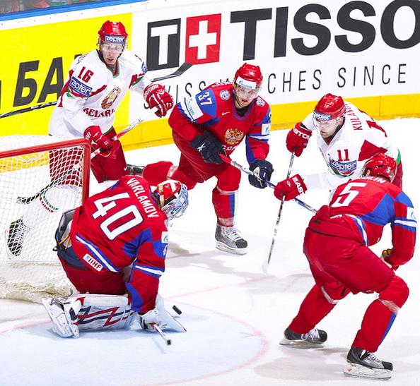 Россия – Белорусь. Фото с сайта livesport.ru