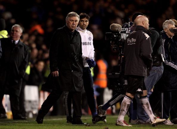 Фулхэм» - «Челси» сыграли вничью в 27 туре английской премьер-лиги. Фоторепортаж.  Фото: Scott Heavey/Getty Images