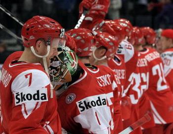 ЧМ-2010: Сборная Дании разгромила команду Словакии. Фото: Martin ROSE/Bongarts/Getty Images