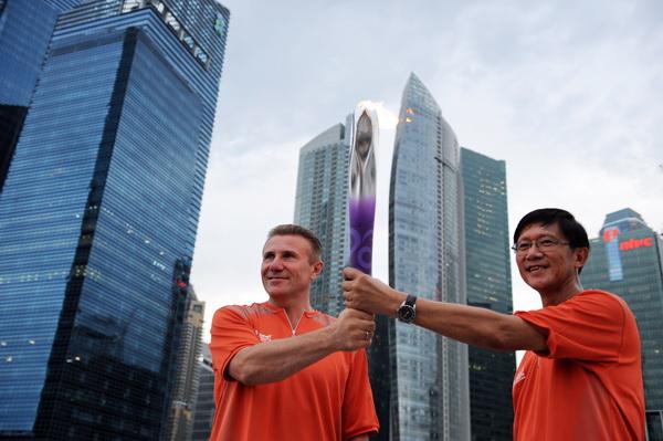 Первые юношеские Олимпийские игры в Сингапуре. Фоторепортаж. Фото: MARK DADSWELL/Getty Images