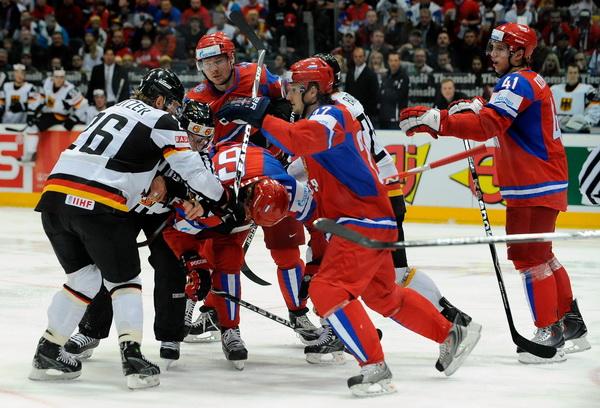 Россия – Германия. Фото: Thorsten WAGNER/Bongarts/Getty Images