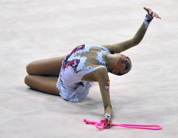 Евгения Канаева. Фото: Sam YEH/AFP/Getty Images
