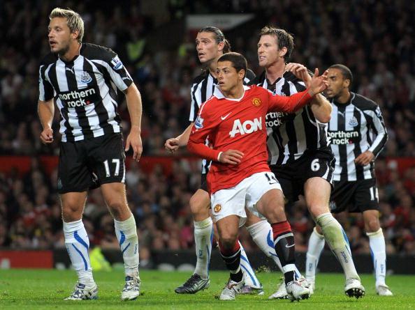 «Манчестер Юнайтед» - «Ньюкасл». Фоторепортаж. Фото: ALEX LIVESEY, ANDREW YATES/Getty Images