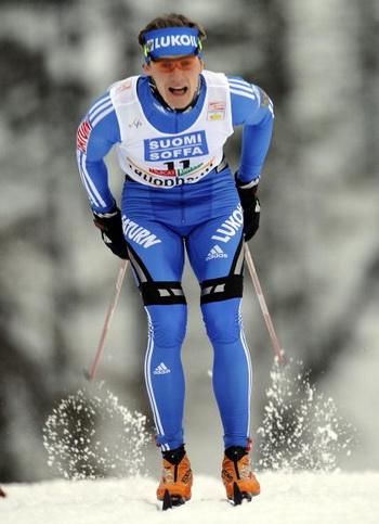 Никита Крюков завоевал золото на финальном этапе Кубка мира. Фото: Olivier MORIN/AFP/Getty Images