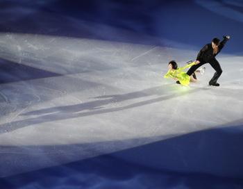 В Таллинне  стартует чемпионат Европы по фигурному катанию. Фото: OLIVIER MORIN/AFP/Getty Images
