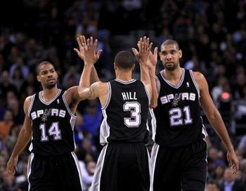 НБА: Джордж Хилл под номером 3 из