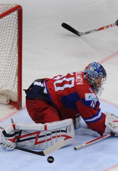 Семен Варламов. Фото: Alexander NEMENOV/AFP/Getty Images