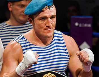 Денис  Лебедев стал обязательным претендентом на титул ЧМ по версии WBO.  Фото с сайта nashportal.net