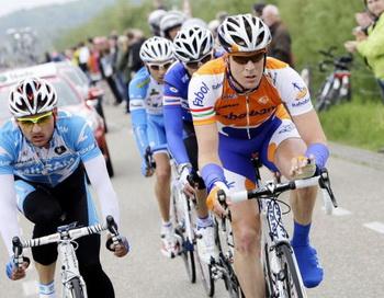 Велогонка «Джиро дИталия». Фото: Vincent JANNINK/AFP/Getty Images