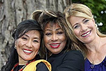 Beyond: Три голоса за мир. Фото с сайта epochtimes.de