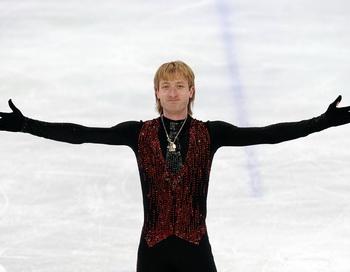 Евгений Плющенко. Фото: Jasper JUINEN /Getty Images