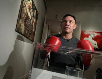 Костантина Цзю включат в Австралийский зал боксерской славы. Фото: Natalia KOLESNIKOVA/AFP/Getty Images