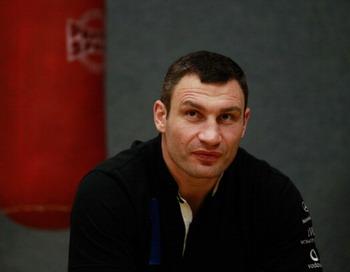 Кличко-старший назван лучшим боксером Германии. Фото: Sean Gallup/Getty Images
