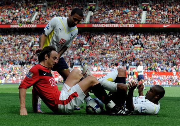 «Манчестер Юнайтед» - «Тоттенхэм». Фото: Michael REGAN/Getty Images