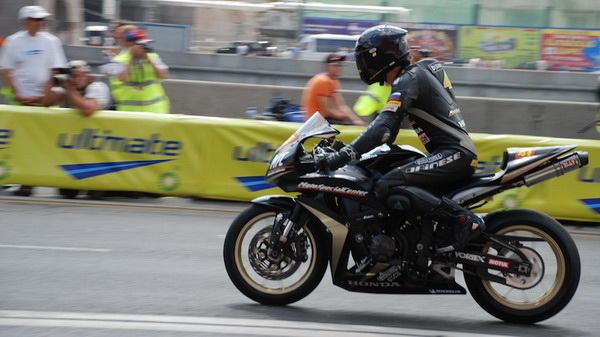 Гоночное шоу Bavaria Moscow City Racing в Москве. Фоторепортаж. Фото с сайта m1-gp.ru