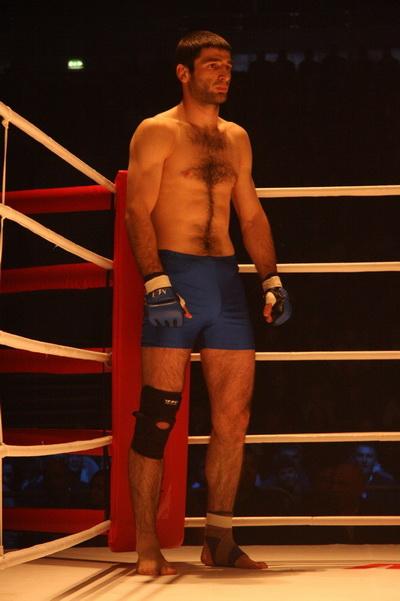 Магомед Шихшабеков. Фото с сайта mixfight.ru
