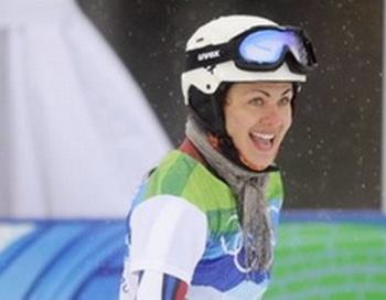 Екатерина Илюхина завоевала  серебро в сноуборде. Фото с сайта livesport.ru