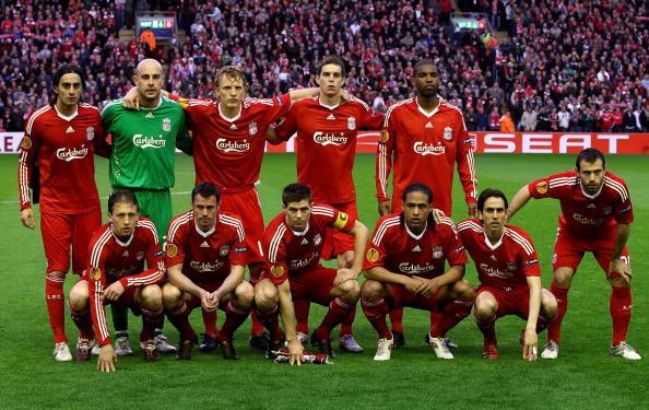 «Ливерпуль» (Англия). Фото: Clive BRUNSKILL/AFP/Getty Images