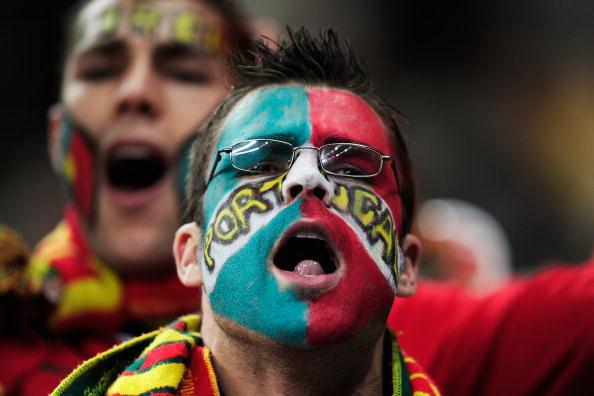 Испания – Португалия. Фото: Jasper JUINEN, Jamie McDONALD, Lars BARON, Laurence GRIFFITHS, Miguel RIOPA, Doug PENSINGER/AFP/Getty Images