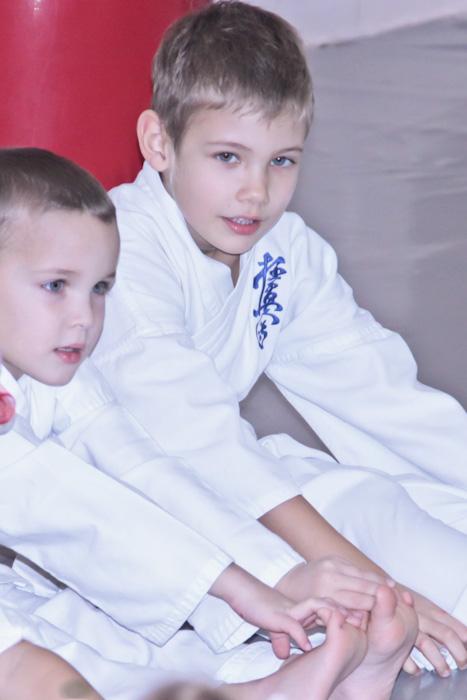 Самые маленькие ученики. Фото: Александр Трушников/Великая Эпоха (The Epoch Times)
