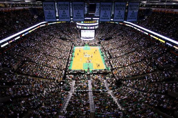 Общий вид стадиона, где проходил матч. Фото: Jim ROGASH/Getty Images