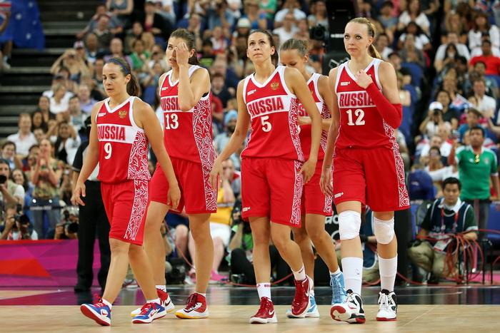 Фото женская сборная россии по баскетболу