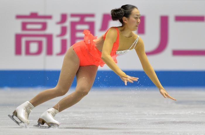 Выступления на командном Кубке мира в Токио. Фото: KAZUHIRO NOGI/AFP/Getty Images