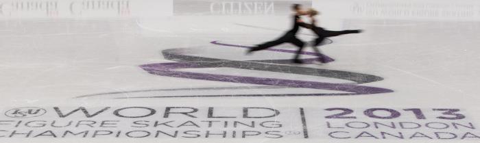 Фигуристы провели подготовку к Чемпионату мира в Канаде. Фото: GEOFF ROBINS/AFP/Getty Images