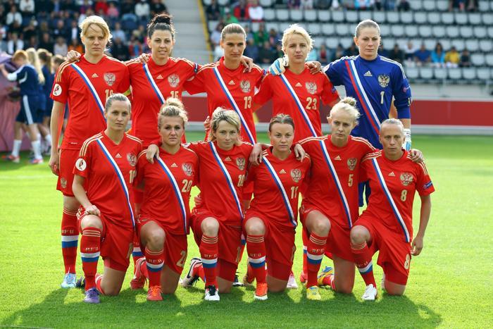 Футбол Россия Женский Чемпионат Мира