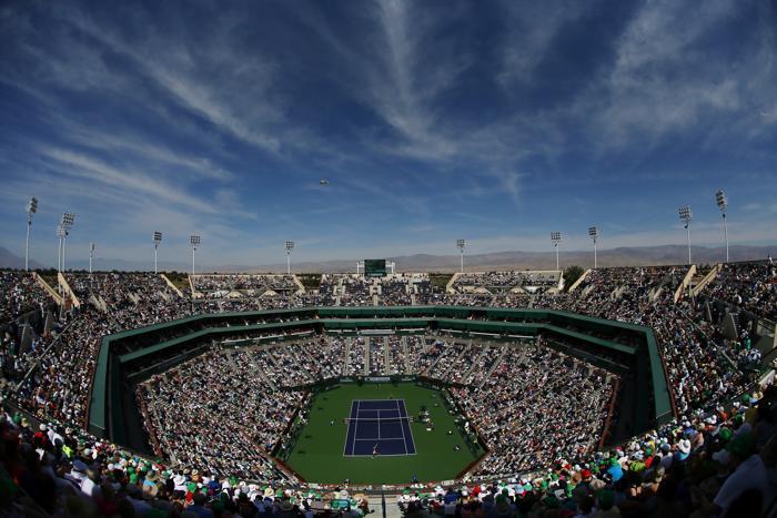 Мария Шарапова победила в престижном турнире WTA Индиан-Уэллса. Фото: Michael Heiman/Getty Images