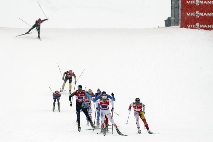 Петухов и Крюков стали чемпионами мира в командном спринте. Фото: Christophe Pallot/Agence Zoom/Getty Images
