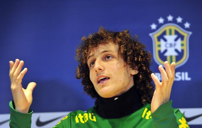 Тренировка команд и пресс-конференция прошла перед матчем Бразилии и России. Фото:  GLYN KIRK/AFP/Getty Images