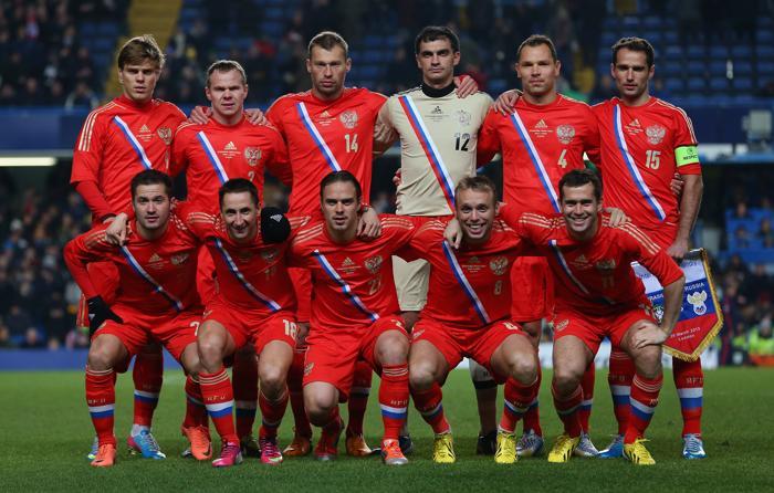 Товарищеский матч между Россией и Бразилией прошёл вничью. Фото: Julian Finney/Getty Images