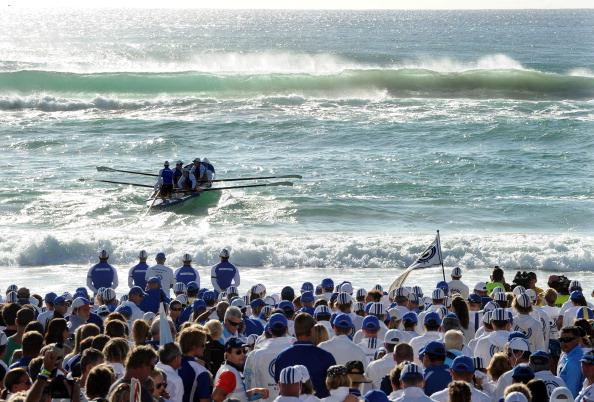Церемония прощания с Мэттью Баркли состоялась на Золотом берегу Австралии. Фоторепортаж. Фото: Matt Roberts/Getty Images