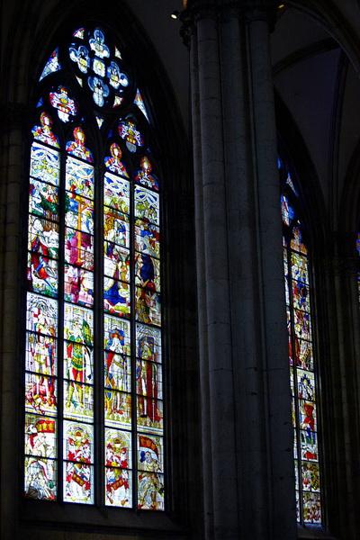 Красота и величественность Кельнского собора. Фото с сайта fresher.ru