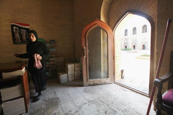 Ирак  готовится к жизни без военного присутствия США. Фоторепортаж из Багдада. Фото: Mario Tama/Getty Images