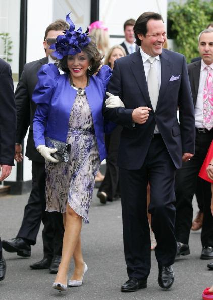 Знаменитости в день Crown Oaks во Флемингтоне. Фото: Mark Dadswell/Getty Images