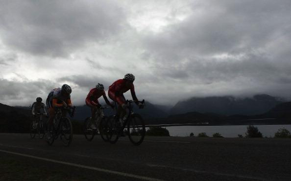 Фоторепортаж с велогонки Tour of Southland в Новой Зеландии. Фото: Teaukura Moetaua/Getty Images