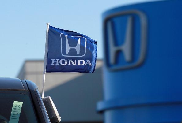 Honda объявила о возможной неисправности подушек безопасности в  304 000 автомобилях. Фото:  Justin Sullivan/Getty Images