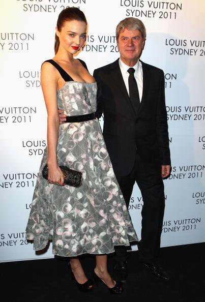 Знаменитости на открытии 13-го в мире оффшора Louis Vuitton Maison. Фото: Ian Gavan/Getty Images