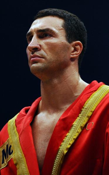 Владимир Кличко защитил все свои титулы. Фоторепортаж о триумфе победы. Фото: Lars Baron/Bongarts/Getty Images
