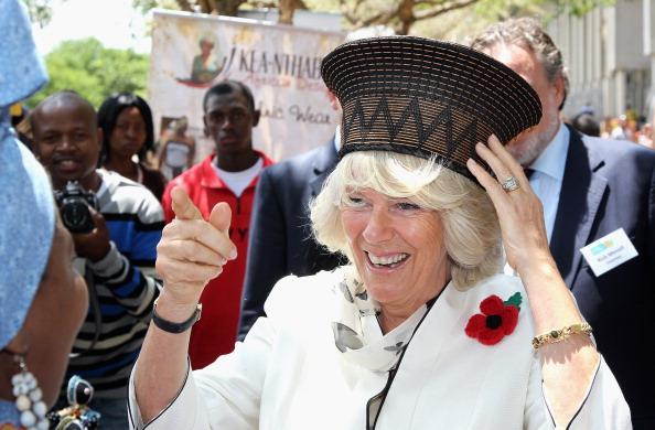 Фоторепортаж о принце Чарльзе и герцогине Корнуэлльской Камилле в Африке. Фото:  Chris Jackson/Getty Images