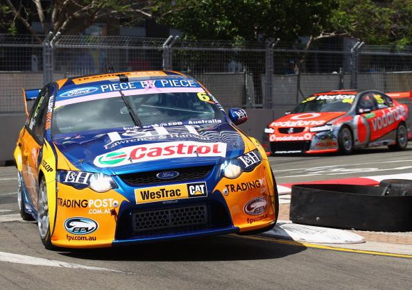 В гонке Sydney 500 V8 Supercars победил Крайс Лаундес. Фоторепортаж с трассы в Австралии. Фото: Robert Cianflone/Getty Images